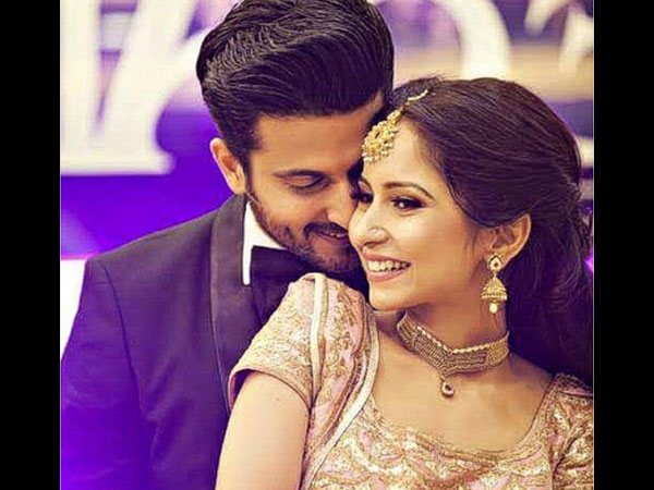 Dheeraj Dhoopar & Vinny Arora Wedding Pictures That Prove They Are Made For Each Other - Filmibeat