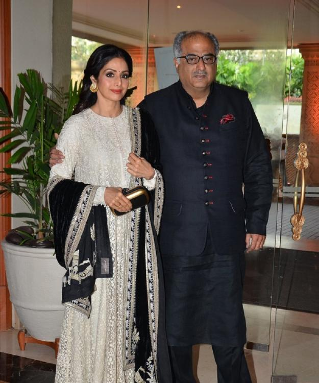 Boney Kapoor chokes up on being asked if there is a moment he doesn't miss Sridevi; says 'namumkin hai' | PINKVILLA